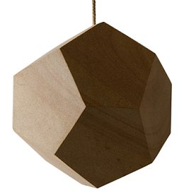 Jim Milner Geometric Sculpture Dodecahedron
